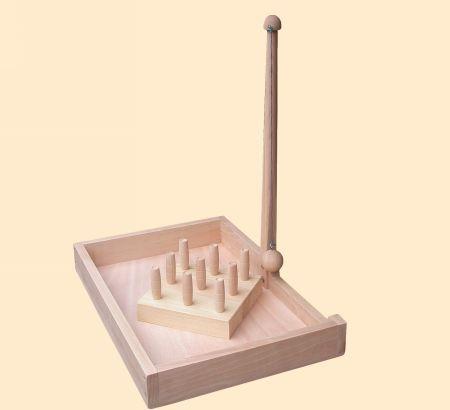 un tourneur sur bois breton blog jeujouethique blog jeujouethique. Black Bedroom Furniture Sets. Home Design Ideas