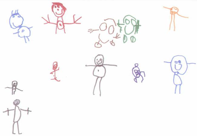 Les grandes étapes du développement de l'enfant (de 3 à 6 ans)