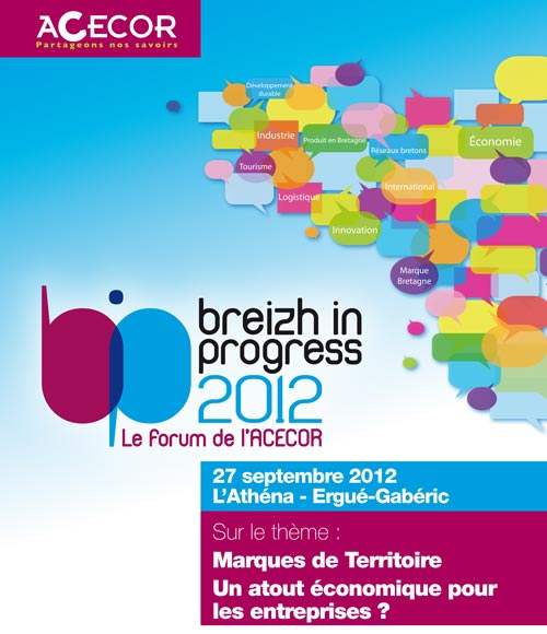 Affiche BIP Acecor 2012